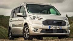 Essai Ford Tourneo Connect EcoBlue : le transporteur de troupes