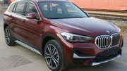 BMW X1 (2019) : les premières photos de la version restylée