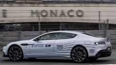 Aston Martin Rapide E : on a roulé dans la première Aston électrique