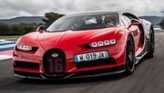 Essai Bugatti Chiron Sport