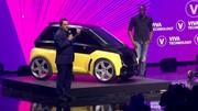 Bolt Nano (2020) : Usain Bolt dans la course à la voiture électrique !