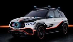 Mercedes ESF 2019 : de nouvelles solutions pour la sécurité de demain