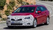 Opel Astra 5 (2019) : Premières images de la version restylée