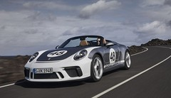 Essai Porsche 911 Speedster : La fureur de vendre