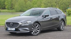 Essai Mazda 6 restylée (2018) : la nippone sauce premium