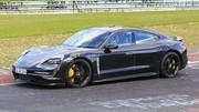 La Porsche Taycan face à la Panamera