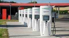 Ionity choisit Tritium : l'Europe finance des bornes de recharge achetées à l'Australie