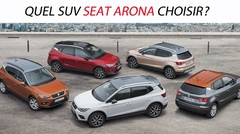 Quel SUV Seat Arona choisir?