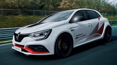 Renault Megane RS Trophy-R: record au Ring