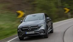 Essai Mercedes EQC : l'étoile du Nord
