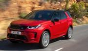 Land Rover Discovery Sport restylé : Discrètes retouches et moteurs hybrides