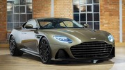 La DBS Superleggera se paie une édition James Bond