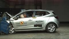 Cinq étoiles au crash-test pour les Renault Clio 5 et VW T-Cross