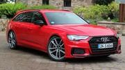 Essai Audi S6 TDI Avant : à contre-courant