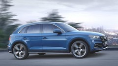 Audi Q5 hybride, deuxième prise