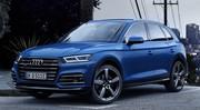 L'Audi Q5 débarque en version hybride rechargeable 55 TFSI e quattro