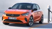 Nouvelle Opel Corsa-e 100% électrique : toutes les infos et photos