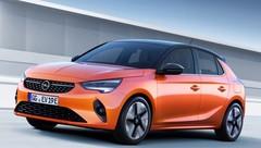Opel Corsa-e : La version électrique se dévoile en entier