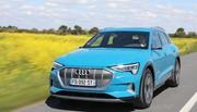Essai Audi e-tron 55 Quattro 95 kwh (2019) : Concentré de haute technologie