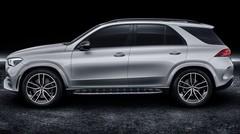 Mercedes dévoile le GLE 580 : V8, mais pas AMG