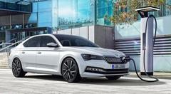 Skoda Superb 2019 : la berline tchèque passe à l'hybride rechargeable