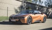 La future BMW i8 100% électrique ?