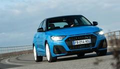 Essai Audi A1 30 TFSI S-Line