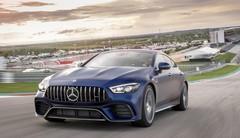 Mercedes-AMG GT 4 portes 63S
