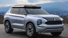 Mitsubishi va revoir sa gamme de SUV