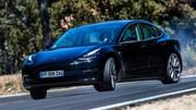 Essai Tesla Model 3 Performance en Mode Track