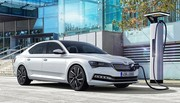 La Skoda Superb profite d'un facelift et d'une version plug-in hybride