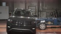 Volkswagen T-Cross et Toyota RAV4, cinq étoiles pour ces deux SUV aux tests Euro NCAP