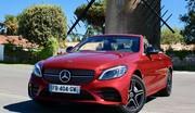 Essai Mercedes Classe C Cabriolet 2019 220d 4MATIC : update réussi