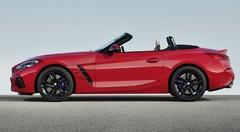 La BMW Z4 hérite d'une boîte manuelle sur le quatre cylindres