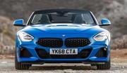 La BMW Z4 s'offre une boîte manuelle