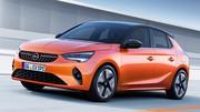 Opel Corsa-e électrique 330 km d'autonomie