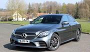 Essai Mercedes Classe C (2019) : la star de l'étoile