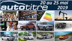Résumé Auto Titre du 20 au 25 mai 2019