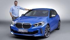 BMW Série 1 F40 : le pouvoir de l'attraction
