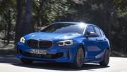 La nouvelle BMW Série 1 se montre enfin