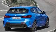 BMW Série 1 : elle va de l'avant