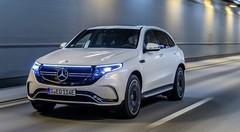 Premier essai Mercedes EQC : Des talents et des freins