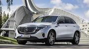 Essai Mercedes EQC : Une étoile sous tension