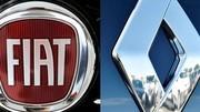 Automobile : Renault se dit intéressé par une fusion avec Fiat Chrysler