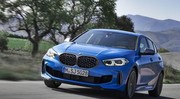 BMW M135i (2019) : toutes les photos officielles