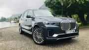 Virée en BMW X7 : Voyage hors norme dans les cimes