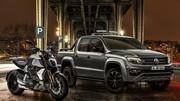 """Série spéciale """"Ducati"""" pour le pick-up Volkswagen Amarok"""