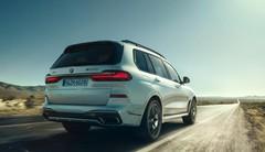 BMW X5 et X7 M50i : engins pour familles nombreuses pressées