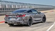 Présentation des modes de conduite de la BMW M8