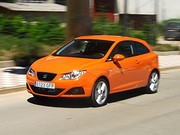 Essai Seat Ibiza Sportcoupé 1.9 TDI 105 ch : Vitamine SC